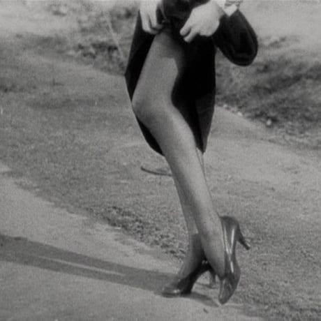 Jambe Femme Vieux Film