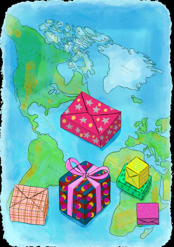 Les meilleurs cadeaux à offrir à un voyageur