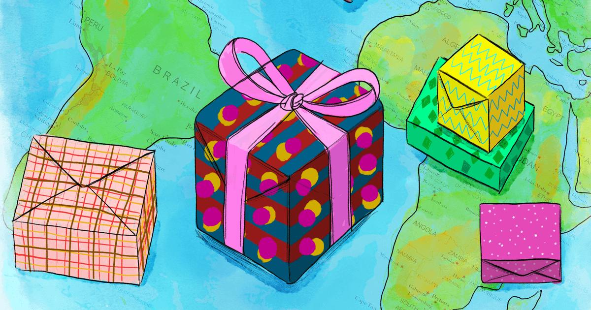 Idee Cadeau Etats Unis.Les 40 Meilleures Idees De Cadeaux Pour Voyageurs En 2019