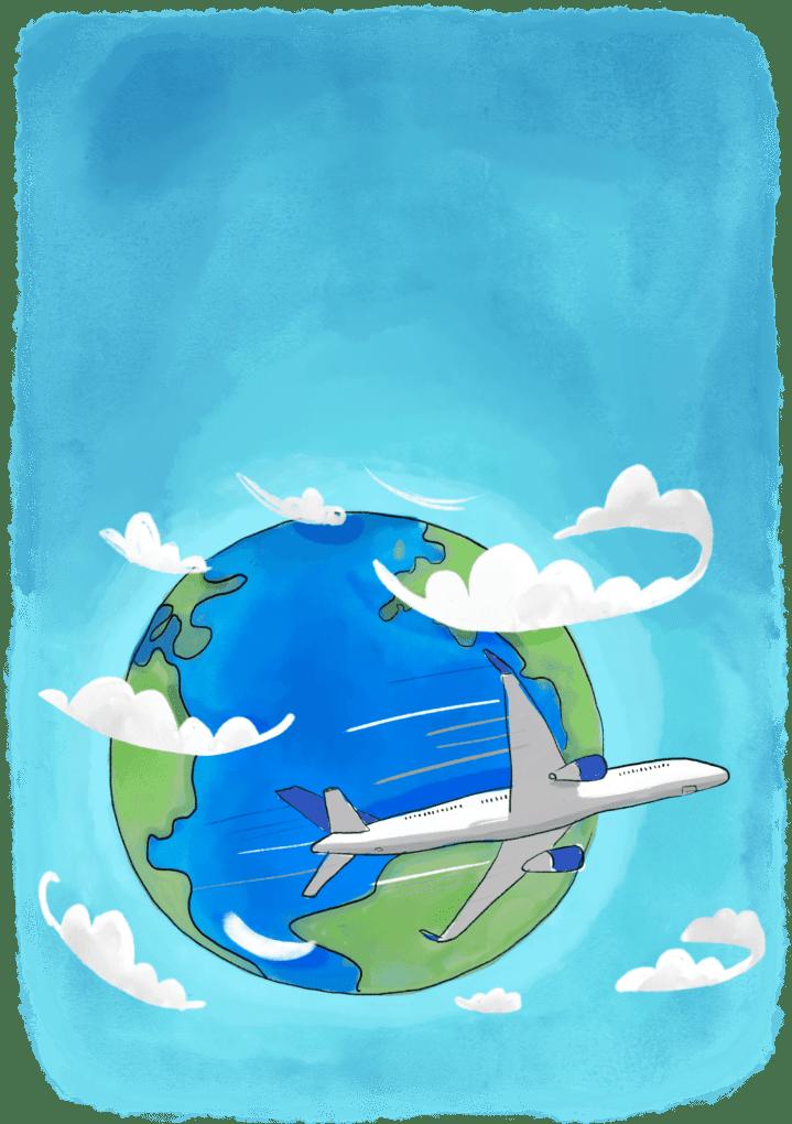 Billets tour du monde