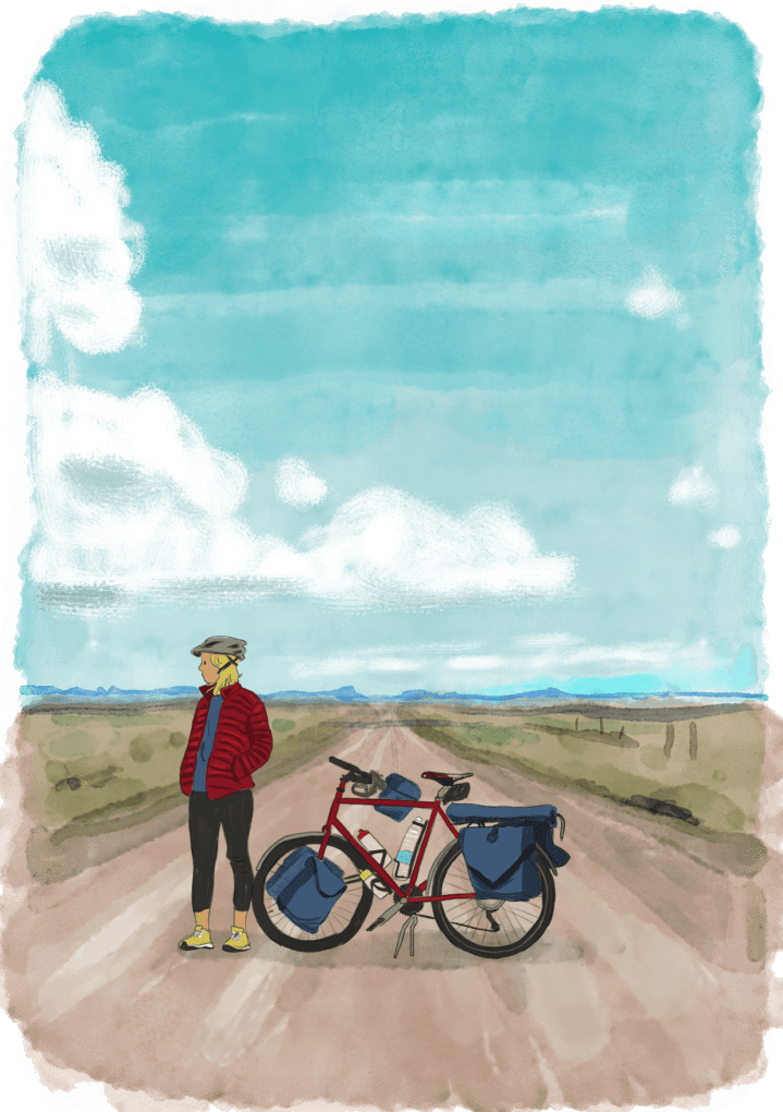 Faire le tour du monde à vélo