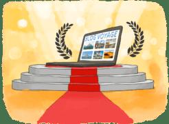 Classement des 200 meilleurs blogs de voyage