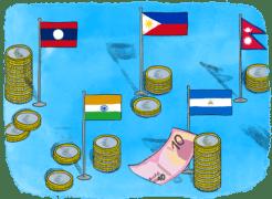 Top des pays les moins chers pour voyager