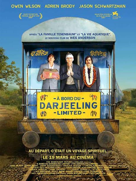 Affiche Darjeeling Unlimited