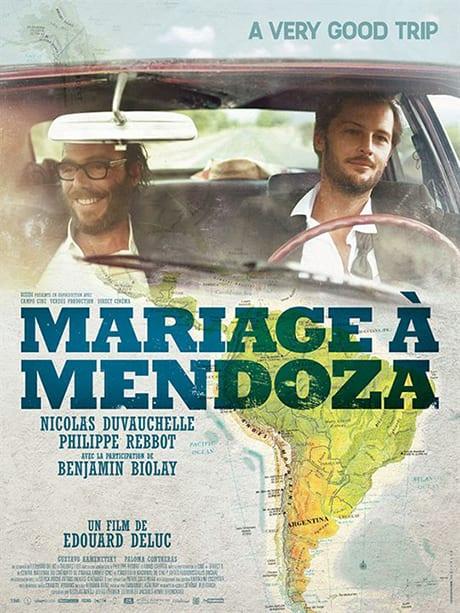 Affiche Mariage à Mendoza