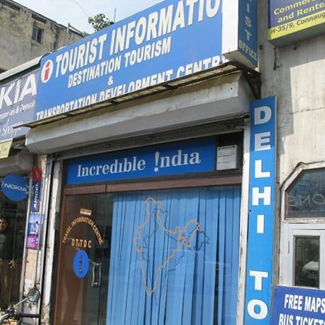 Agence de voyage en Inde