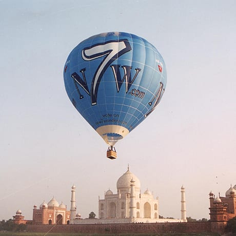 Ballon New Seven Wonders