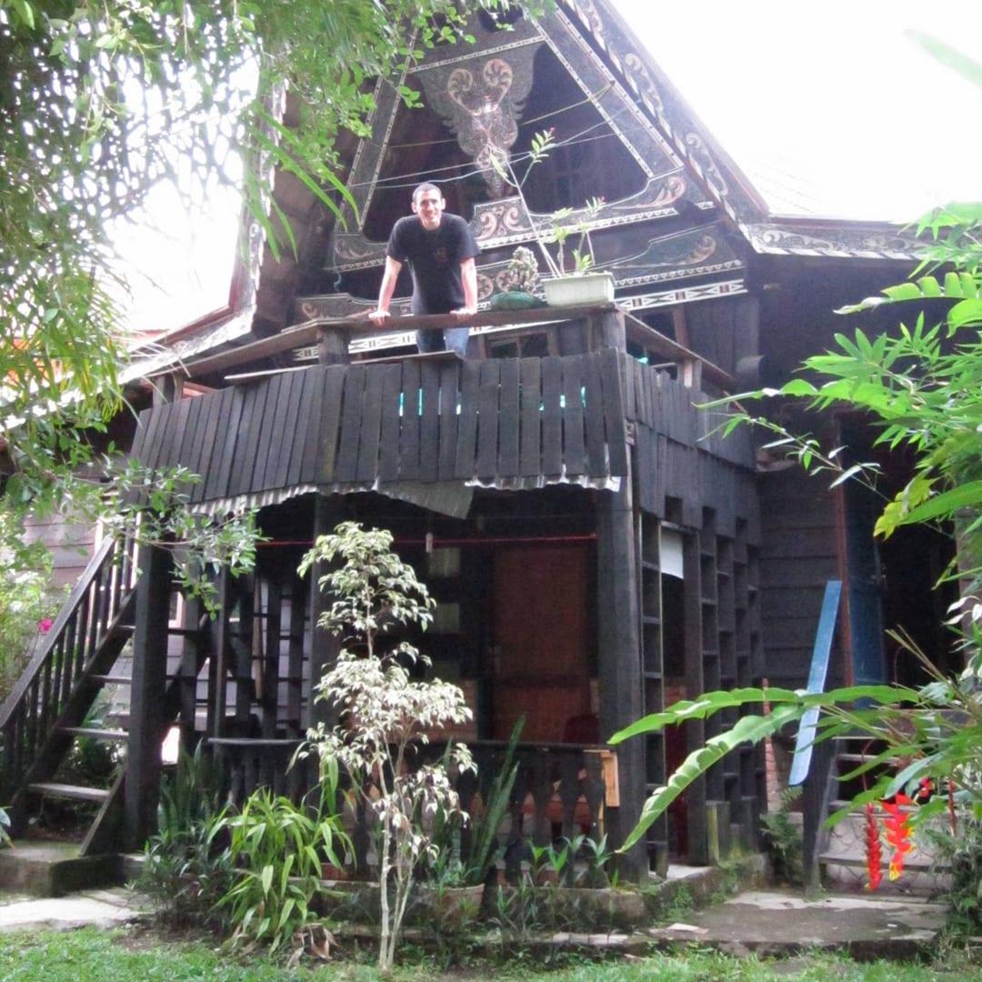 Bungallow Sumatra