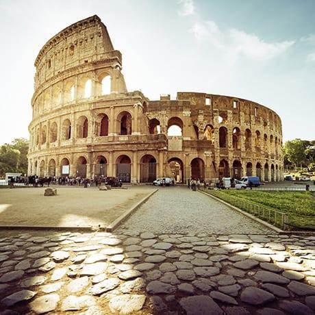 Le colysée de Rome