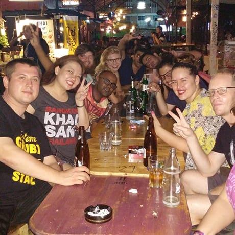 Couchsurfing Meetup