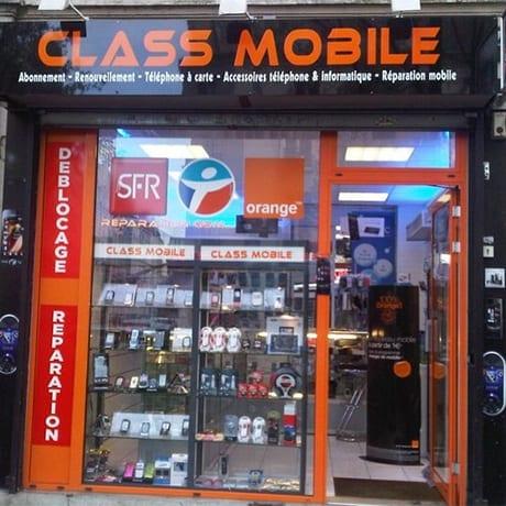 Boutique de Déblocage pour téléphone