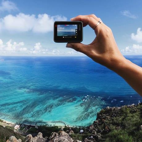La fameuse mini caméra GoPro