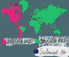 Carte des fréquences GSM