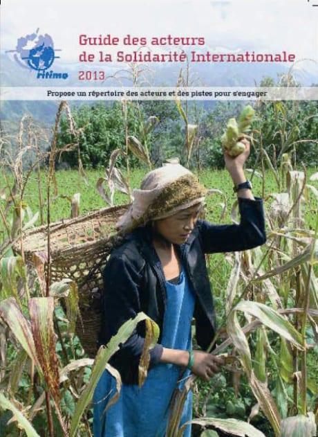 Le guide des acteurs de la solidarité Ritimo 2013