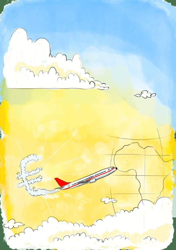 Liste des compagnies d'avion low cost en Afrique