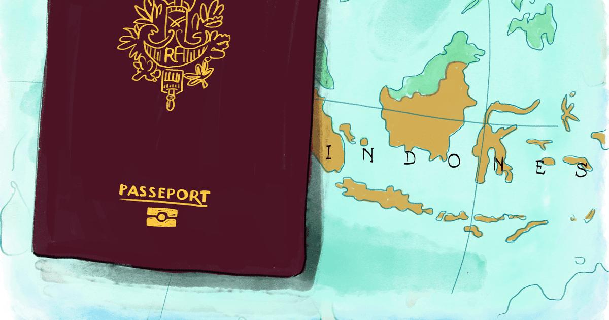 Indonesie Exemption Visa A L Arrivee Visa 2 Mois Prix En 2018