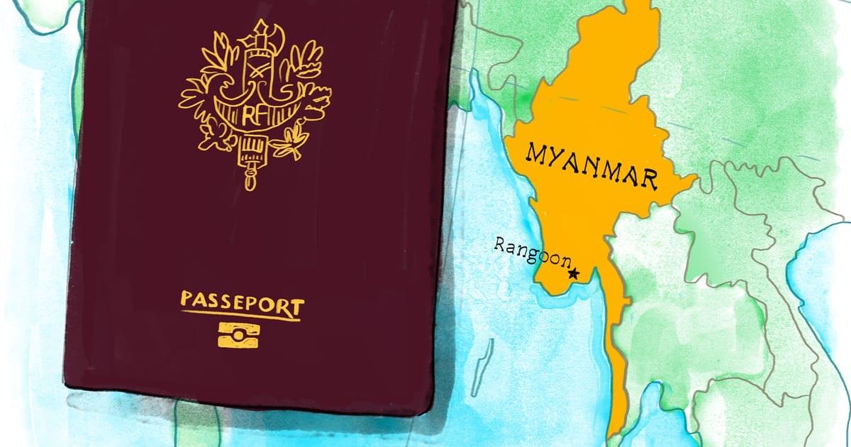 Retrait Carte Visa Birmanie.Visas Birmanie E Visa Visa Classique Prix En 2019