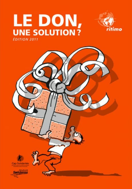 Le livre le don une solution de Ritimo