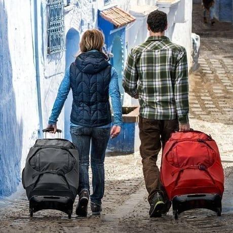 Valise sac à dos hybrise Osprey Sojourn