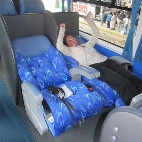 Classe cama en argentine
