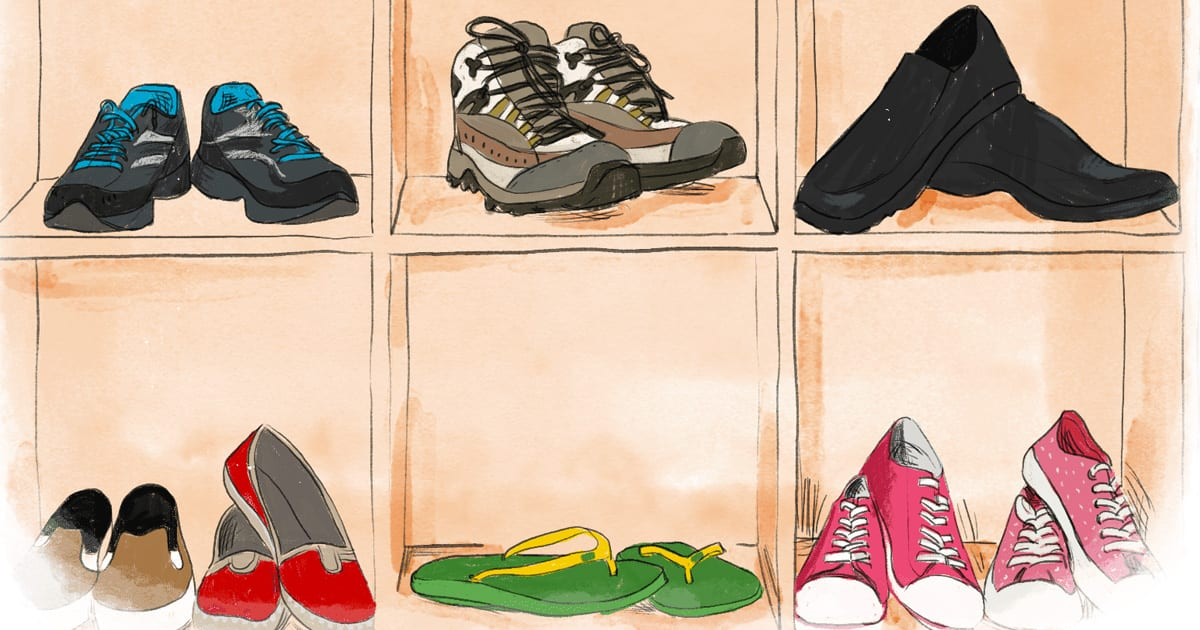 c958c35b282 Comparatif des 10 Meilleures Chaussures pour Faire le Tour du Monde