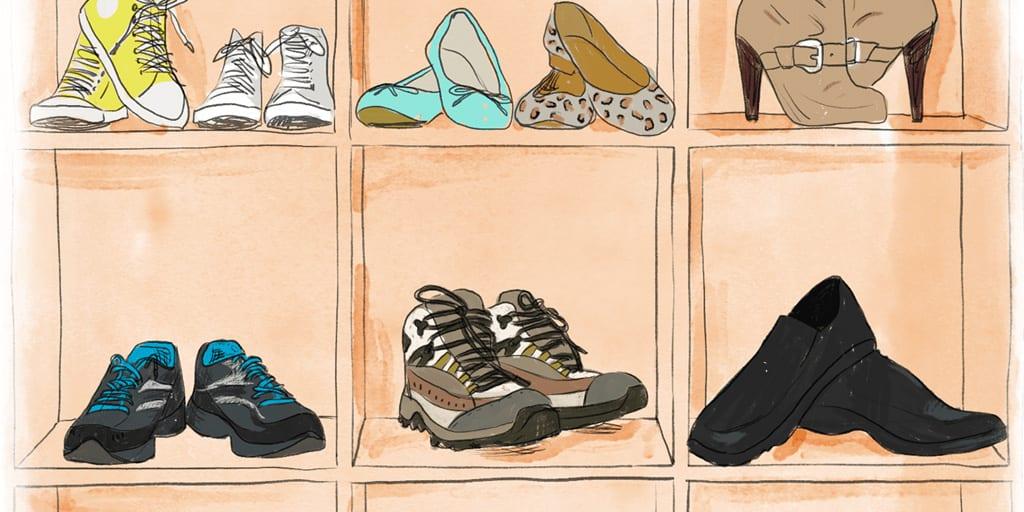 Comparatif des 10 Meilleures Chaussures pour Voyager