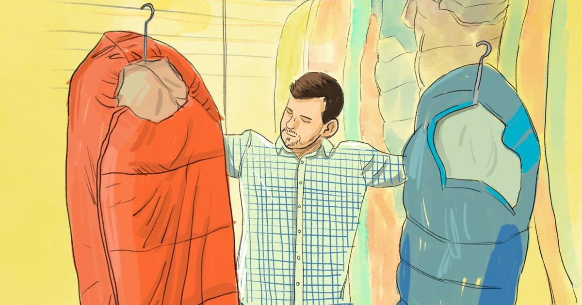 Top 21 des sacs de couchage les plus originaux | Sac de
