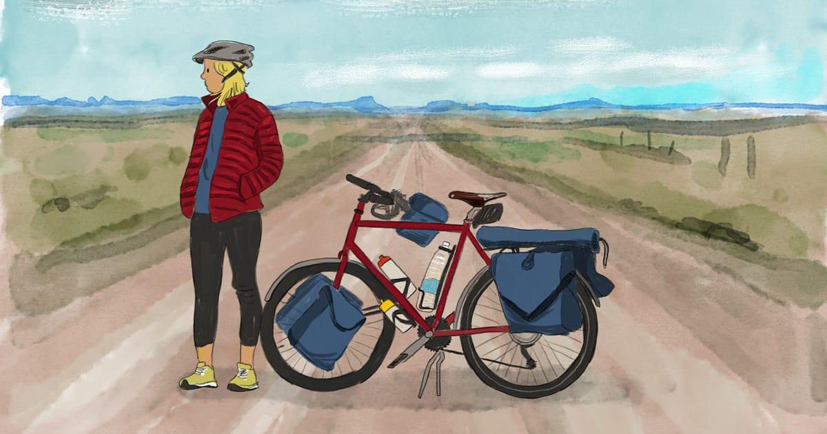 Faire le tour du monde à vélo   Dossier pratique 398441598b92