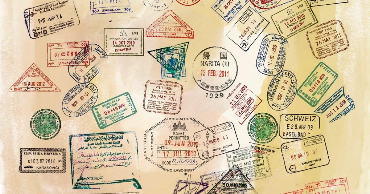 Pour Quels Pays Faut Il Un Visa Avec Un Passeport Français