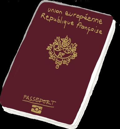 Passeport dessin