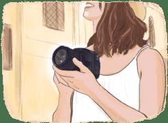Comparatif des appareils photo en voyage