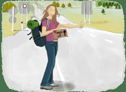 Faire le tour du monde en auto stop