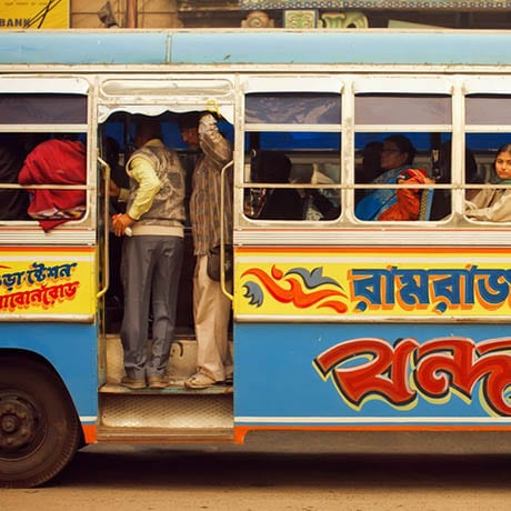 Bus Inde