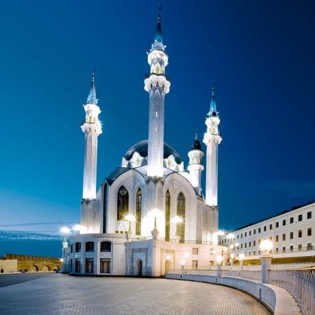 Kazan mosquée Kul Sharif