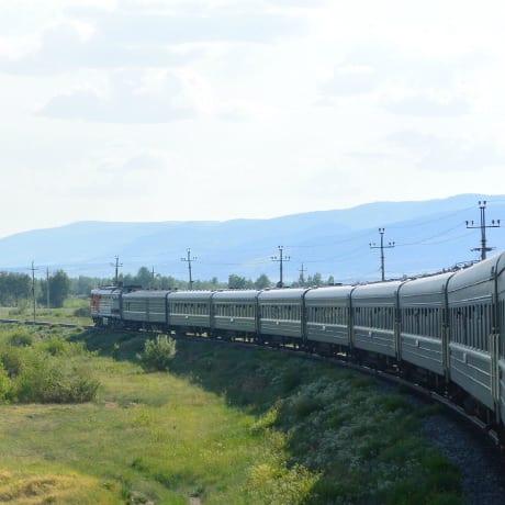 Transmongolien vue de l'extérieur