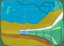 Préparer un voyage transsibérien