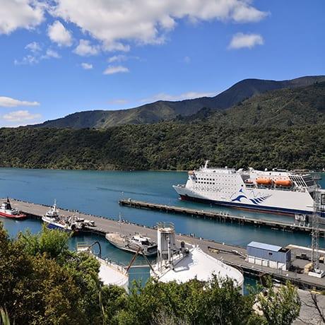 Ferry Picton