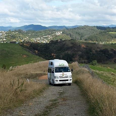 Van Route Gravier