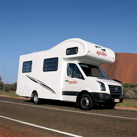 Camping-car Uluru