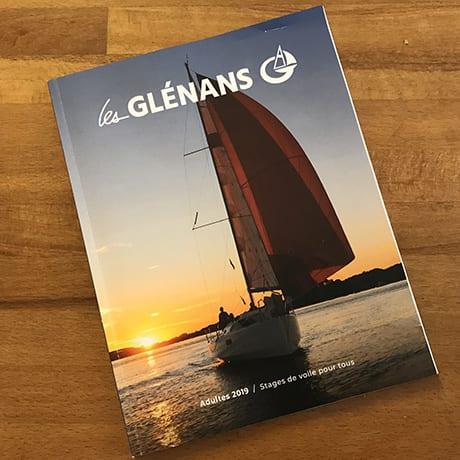 Le catalogue des stages des Glénans