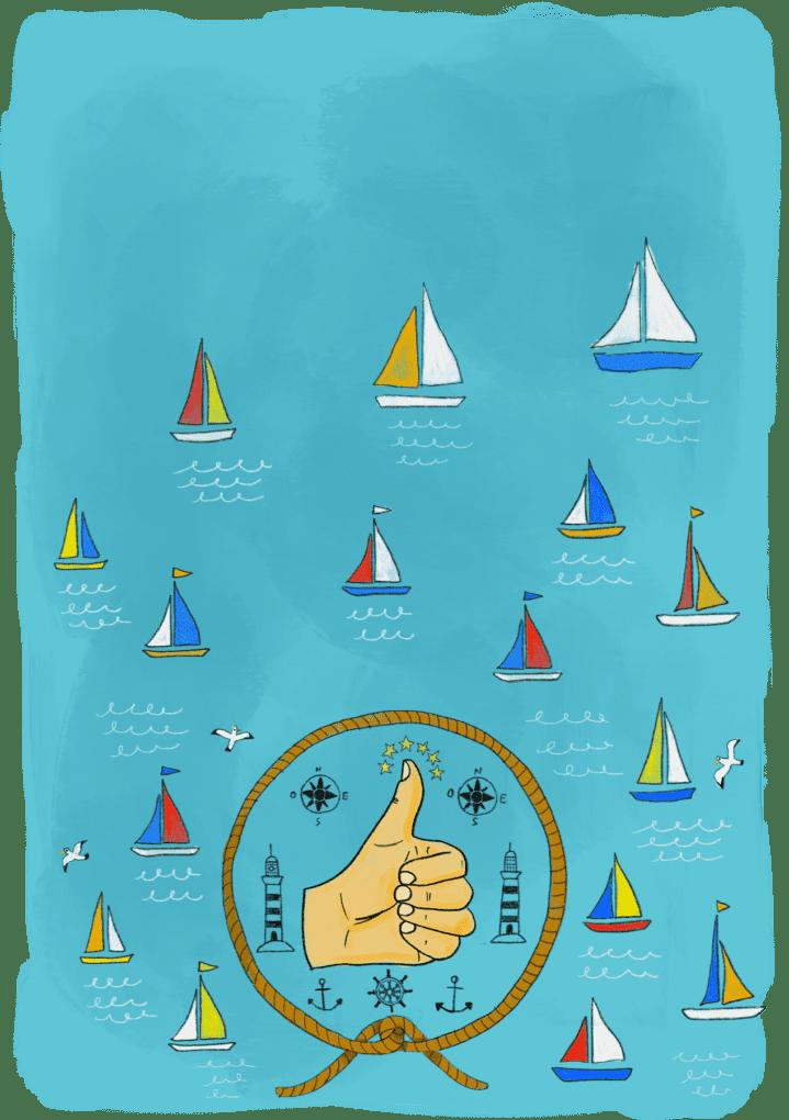 Faire Du Bateau Stop Ou De La Co Navigation Le Guide Ultime