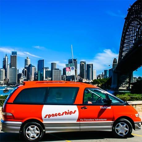 Monospace Sydney