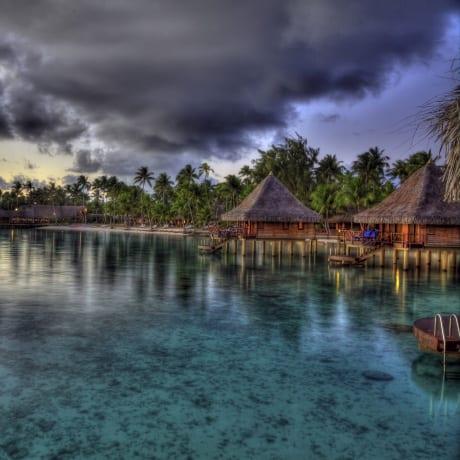 Rangiroa Polynésie française