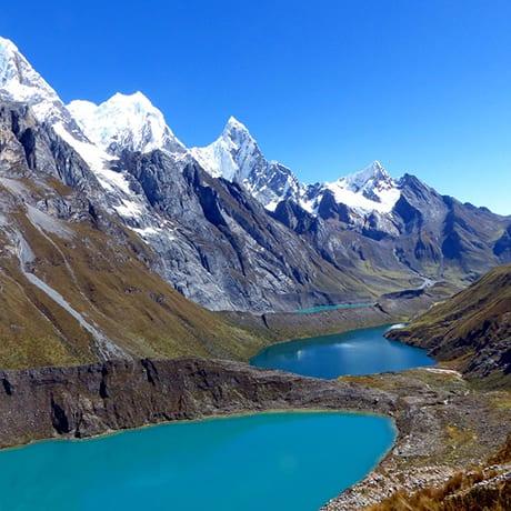 Trek Cordillère Huayhuash Pérou