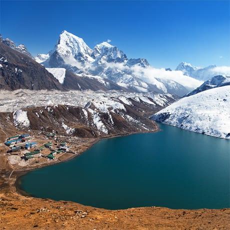 Trek Everest Basecamp Gokyo