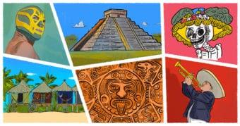 Guide de voyage du Mexique
